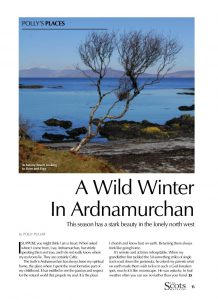Ardnamurchan Winter