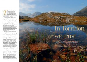 In Torridon We Trust front cover